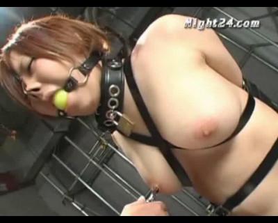 Double punishment submissive Japanese women
