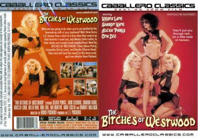 The Bitches Of Westwood (Henri Pachard, Caballero Home Video)