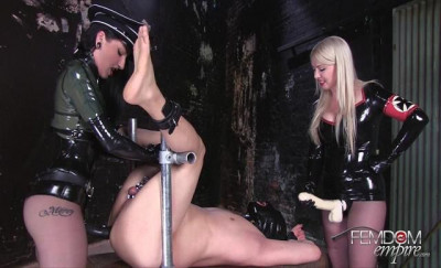 Lexi Sindel and Cybill Troy
