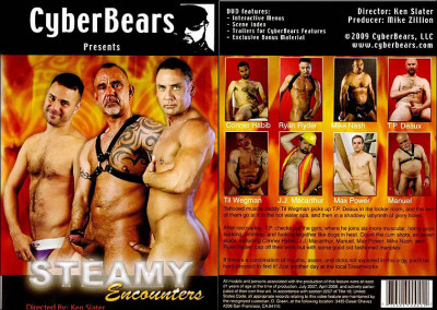 Cyberbears - Steamy-Encounters