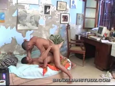 Sexy Young Latin Gay Fuck