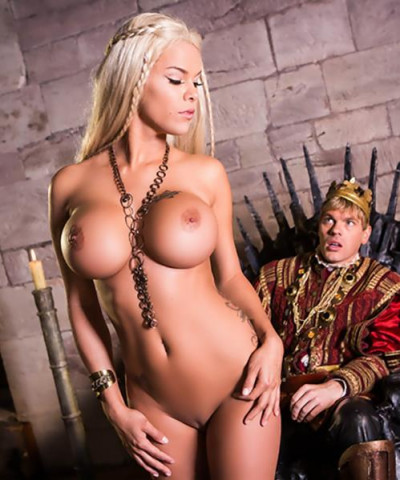 Peta Jensen — Storm Of Kings XXX Parody Part 4 FullHD 1080p