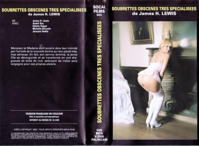 Soubrettes Obscenes tres Spécialisées