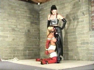 Devonshire Productions — DP — 315A — Exotic Latex Bondage & Rubber Encasement 13