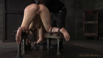 Bonnie Day roughly fucked by BBC