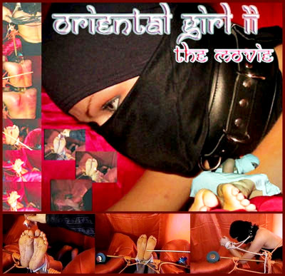 Oriental Girl # 2 Severe Punishment - Falaka