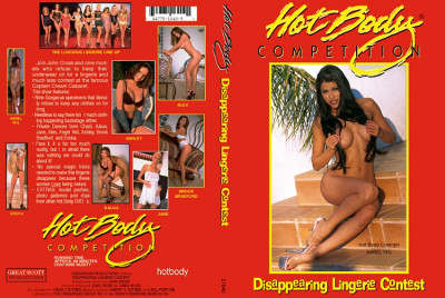 Hot Body - Disappearing Lingerie Contest
