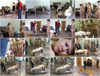 Russian Slaves Vol.41 - Sport School in Moscow