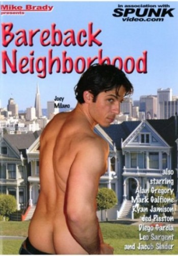 Bareback Neighborhood (2006/DVDRip)