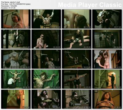 Extreme Torture – Brutal Electro Torture 2 DVD