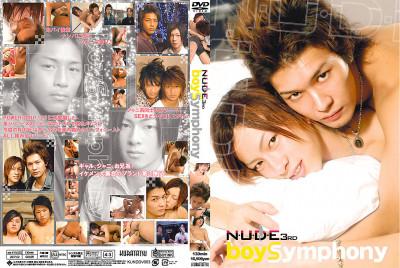 Nude 3rd - Boys Symphony