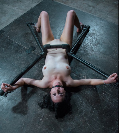 Bound In Pipes And Taught to Submit