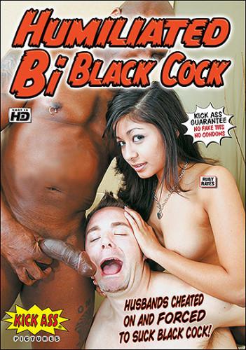 Humiliated Bi Black Cock