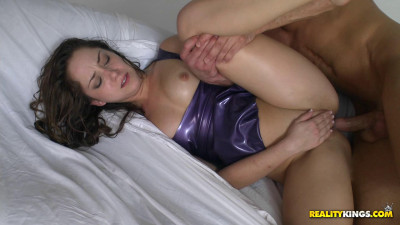Seductive Girl Ordered That Cock To Go In Her Asshole