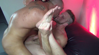 Brian Bonds & Sean Duran Flip Fuck (Aug 31, 2016)