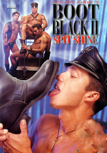 Boot Black #2 - Spit Shine