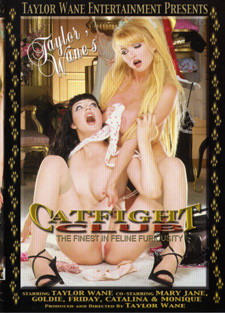 [Taylor Wane Entertainment] Catfight club vol1 Scene #4