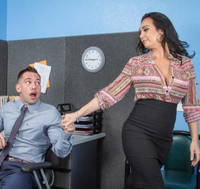 Holly West - Naughty Office (2014)