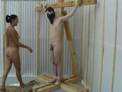Western Crucifix