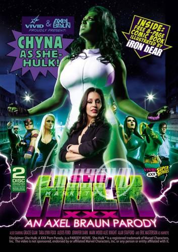 Chyna Is She-Hulk
