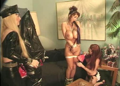 Skye & Summer's Maid for Bondage II