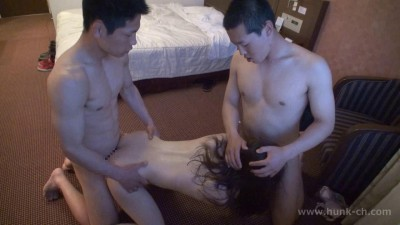 Gayce Avenue - Hunk Channel - Pussy Fuck