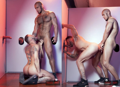 Louis Ricaute and Antonio Miracle Glory-boy at Boyberry, Part Two