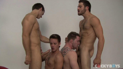 CockyBoys  - The Fourgy!