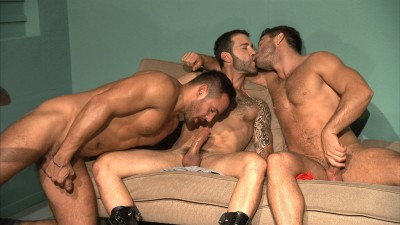 TitanMen Exclusives Jessy Ares and Marco Wilson with Junior Stellano and Wilfried Knight - Command