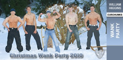 WHiggins - Christmas Wank Party 2010 - Wank Party - 24-12-2010