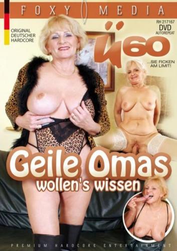 Ü 60 Geile Omas Wollen's Wissen (2016)