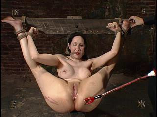 She needs pain, abuse, humiliation and degradation