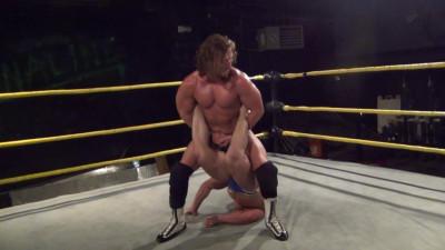 Garrett Thomas vs Joey Angel
