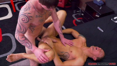 Brokestraightboys - Cage Kafig And Trevor Laster