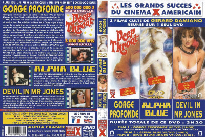 Satisfiers of Alpha Blue (1980) (Gerard Damiano, Alpha France)