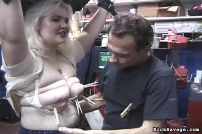 Extreme Tit Torment 2 – Liz Hi