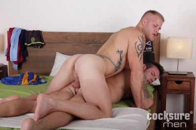 Paul Fresh Barebacks Marek Tanker