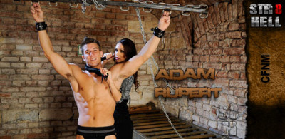 Adam Rupert - CFNM - hot body, stud, cock, new