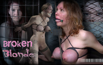 Broken Blonde — Rain DeGrey and Ashley Lane