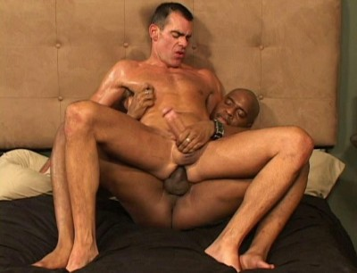 Black Monster Cock In The Ass