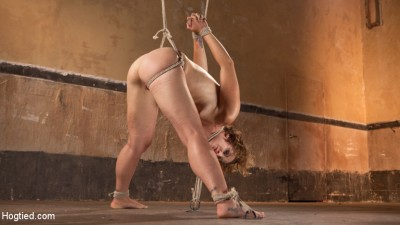 Rope Slut Begs To Suffer In Extreme Bondage