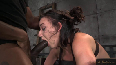 Belted Down Onto Sybian (26 Nov 2014) Sexually Broken
