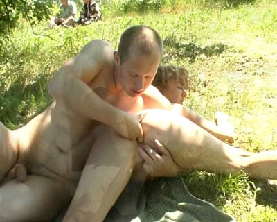 Horny in the Nature