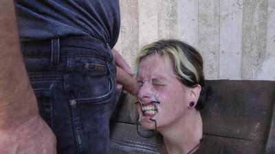 Christina - amateur slavegirl (Amateure-Xtreme)
