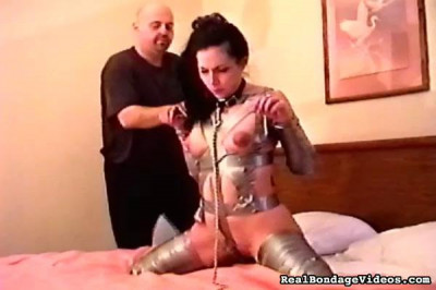 Duct Tape Mummification