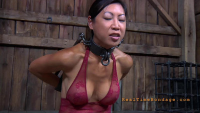 Realtimebondage – September 23, 2010 – Turd Says Part 1 – Tia Ling, Intersec Crew – Tia Ling