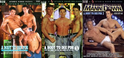 A Body To Die For 1-3