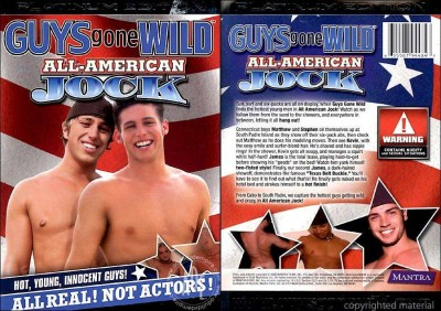 Guys Gone Wild All American Jock