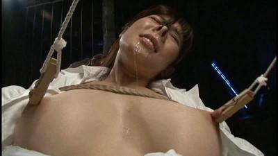 Sasaki Rena Woman Spy Torture Chamber