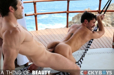 CBoys - A Thing of Beauty - Part One - Colby Keller, Dale Cooper